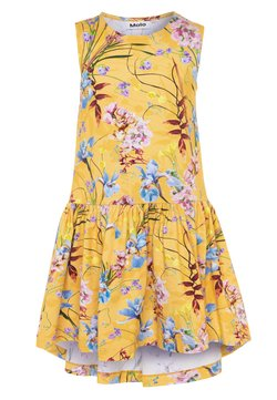 Molo - CANDECE - Jerseykleid - yellow