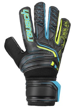 Reusch - Fingerhandschuh - black/safety yellow/blck