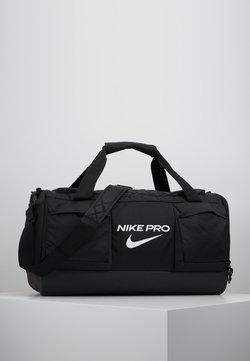 Nike Performance - POWER M DUFF PRO - Sporttasche - black/white