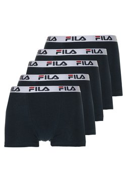 Fila - TRUNK 5 PACK - Shorty - navy