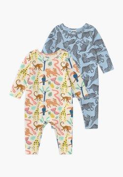 Cotton On - SNAP UNISEX 2 PACK - Pijama - multi-coloured