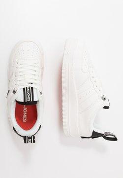 Jack & Jones Junior - JRMAVERICK  - Sneakers laag - white