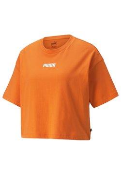 Puma - T-Shirt basic - flame