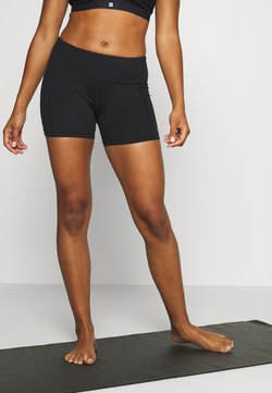 Sweaty Betty - CONTOUR WORKOUT - Medias - black