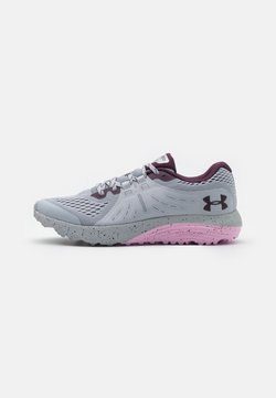 Under Armour - CHARGED BANDIT - Zapatillas de trail running - mod gray