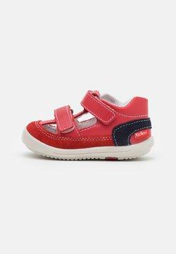 Kickers - KID - Riemensandalette - rouge/marine