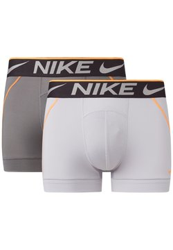 Nike Sportswear - 2 PACK - Shorty - dark grey / wolf grey