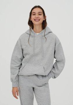 PULL&BEAR - Hoodie - grey