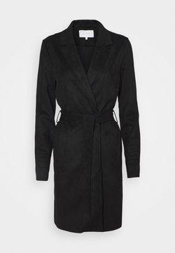 Vila - VIJAKY OUTERWEAR COAT - Trenchcoat - black