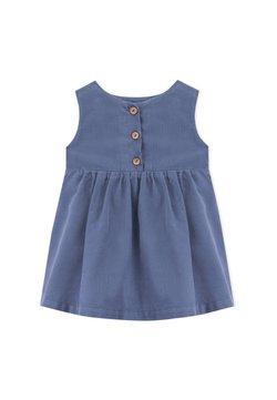 Knot - BABY PINAFORE  - Gebreide jurk - grey