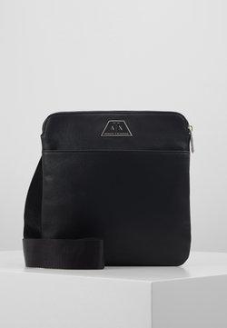 Armani Exchange - Sac bandoulière - black