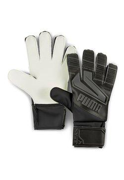 Puma - Goalkeeping gloves -  black-asphalt