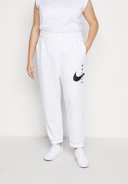Nike Sportswear - Pantalon de survêtement - white/black