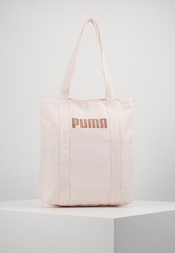 Puma - CORE BASE SHOPPER - Shopping bag - rosewater