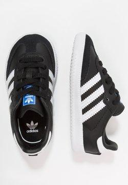 adidas Originals - SAMBA - Sneaker low - core black/footwear white
