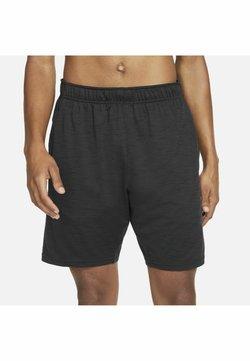 Nike Performance - DRY SHORT HYPERDRY YOGA - kurze Sporthose - off noir/black/(gray)