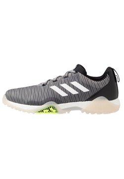 adidas Golf - CODECHAOS - Golfschuh - grey three/footwear white/core black