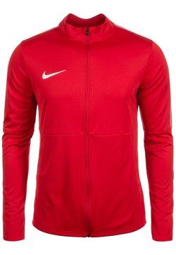 Nike Performance - DRY PARK 18 - Trainingsjacke - red