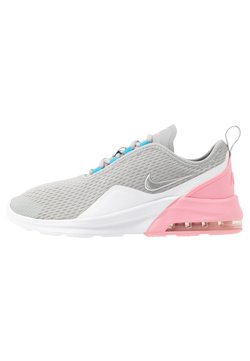 Nike Sportswear - AIR MAX MOTION 2  - Sneakers laag - light smoke grey/metallic silver/pink/laser blue