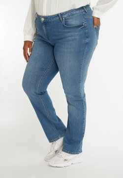 MS Mode - Jean droit - blue