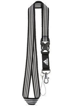 adidas Performance - ESSENTIALS LANYARD - Biberón - black