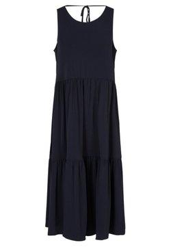 YAS - Maxikleid - dark blue