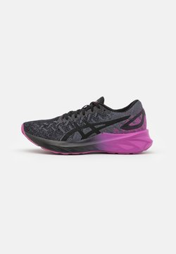ASICS - DYNABLAST - Zapatillas de running neutras - black/digital grape