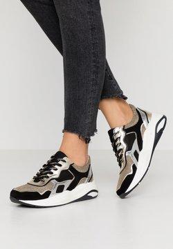 San Marina - GUIOMAR - Sneakers laag - noir/or