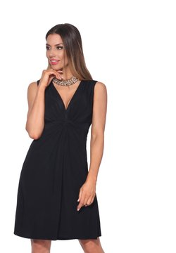 KRISP - Cocktailkleid/festliches Kleid - black