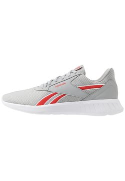 Reebok - LITE  - Zapatillas de running neutras - grey/red/white