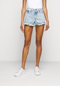 Polo Ralph Lauren - WALFRID  - Denim shorts - light indigo