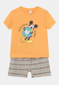 OVS - SET - Camiseta estampada - warm apricot