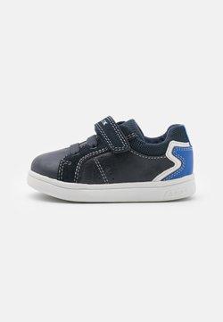 Geox - DJROCK BOY - Sneaker low - navy/royal