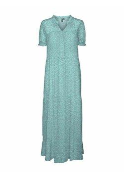 Vero Moda - Vestido largo - aquamarine