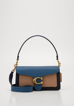 Coach - TABBY SHOULDERBAG - Torebka - lake/multi