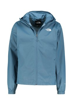 "The North Face - ""QUEST JACKET M"" - Regenjacke / wasserabweisende Jacke - aqua"