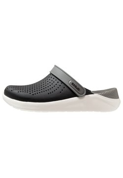 Crocs - LITERIDE UNISEX - Clogs - black/smoke