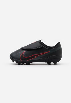 Nike Performance - MERCURIAL JR VAPOR 13 CLUB MG UNISEX - Chaussures de foot à crampons - black/dark smoke grey