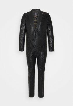 Twisted Tailor - CHAKA SUIT PLUS - Costume - black