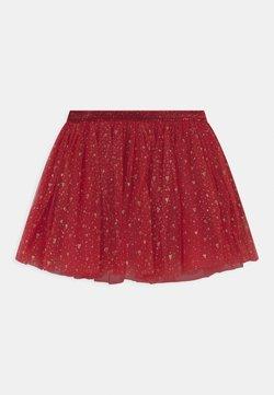 Hust & Claire - NINNA - Spódnica mini - rio red