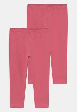 OVS - 2 PACK - Leggings - pink