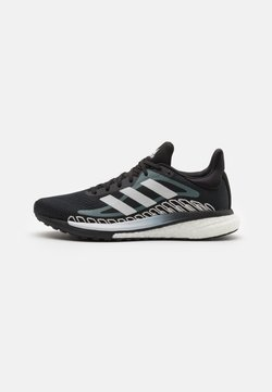 adidas Performance - SOLAR GLIDE - Chaussures de running stables - core black
