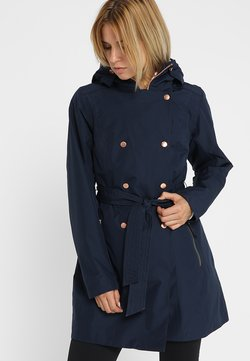 Helly Hansen - WELSEY TRENCH - Trenchcoat - navy