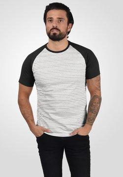 Solid - T-Shirt print - black