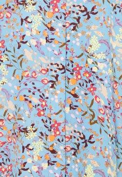 YAS Tall - YASSANTOS SHIRT TALL - Hemdbluse - dusk blue/santos print