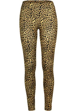 Urban Classics - Leggings - Hosen - leo