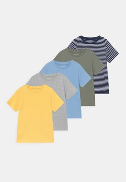 Staccato - BOYS KID 5 PACK  - T-shirt med print - multi-coloured