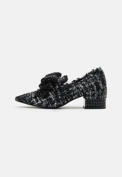 Jeffrey Campbell - VALENSIA - Pumps - black/silver