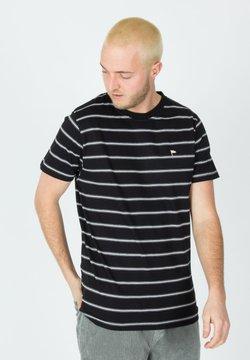 Wemoto - WARREN  - T-Shirt print - black