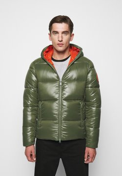 Save the duck - LUCKY - Winterjacke - thyme green